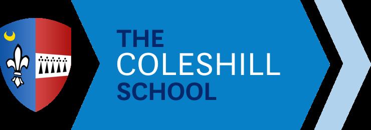The Coleshill School hompage